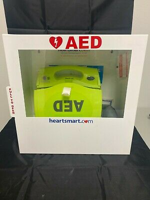 Zoll Aed Plus Defib W Cpr-d-pads And Batteries Expires In 2028