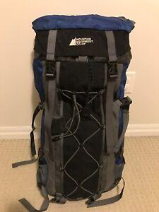 MEC travel backpack / hiking / backpacking / BRIO 60