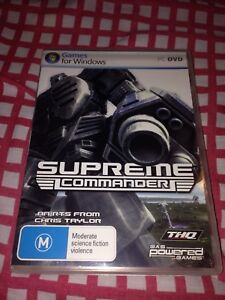 Wanted: Supreme Commander - PC Game