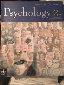 Psychology 2nd Edition Gilberton Walkerville Area Preview