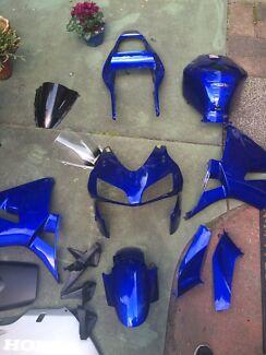 CBR600RR spare parts plastics exhaust fender Parkdale Kingston Area Preview