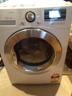LG TRUE STEAM ECO HYBRID 9kg CONDENSING DRYER Phillip Bay Eastern Suburbs Preview