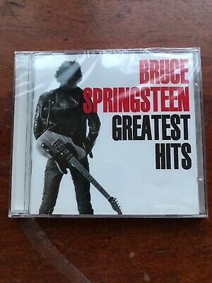 Bruce Springsteen Greatest Hits (Best of) (CD 1995) NEW &