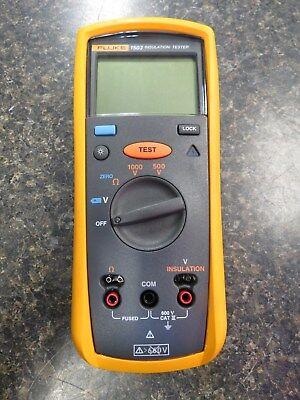 Fluke 1503 High Voltage Insulation Tester