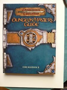 Dungeon-Master-Guide-3rd-Edition-AD-amp-D-TSR