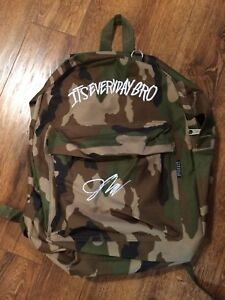 New- Jake Paul back pack
