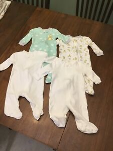 BABY GIRLS CLOTHES 0 TO 3 AND UP