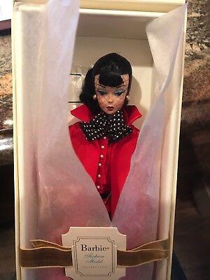 Barbie Limited Edition Fashion Model Silkstone FAO Schwarz Fashion Designer