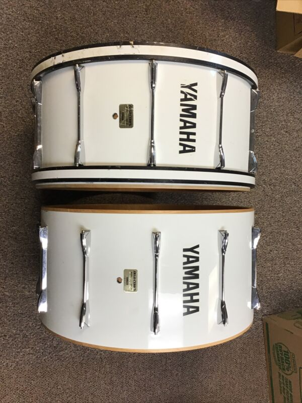 Yamaha Marching Bass Drum X2 28 Inch