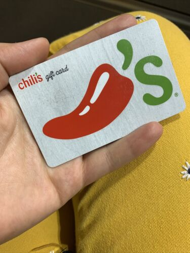Chili s, On The Border, Maggiano s Gift Card 25 Balance For 22.49 Only - $22.49