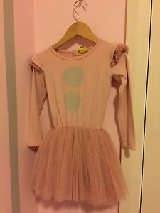 Sz 4 winter dress Shell Cove Shellharbour Area Preview