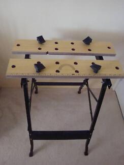Foldable Workbench - NEW