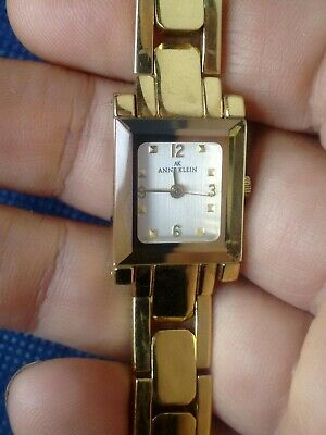 Vintage ANNE KLEIN Women's Watch, New Battery, Running