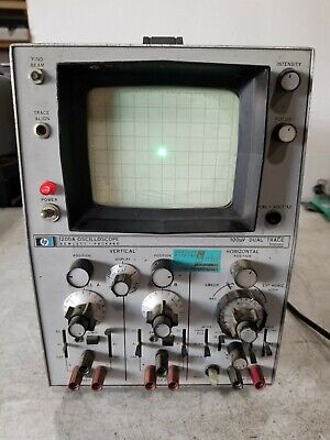 Hp Hewlett Packard 1200a Oscilloscope