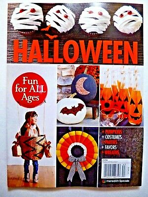 AWESOME Halloween Magazine By Meredith Specials 2016 BRAND NEW! FREE SHIPPING!](Halloween Meredith)