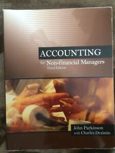 Accounting for Non-financial Managers. 3rd Ed
