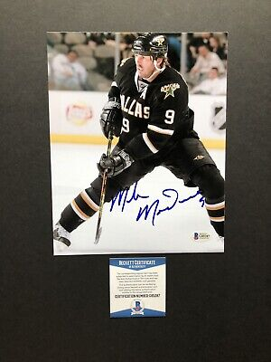 Hockey-other Fan Apparel & Souvenirs #18 All-time Points Reliable Doug Gilmour 8x10 Signed Autograph W Coa