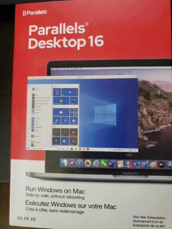 Parallels Desktop 16 1 yr *Read Description *