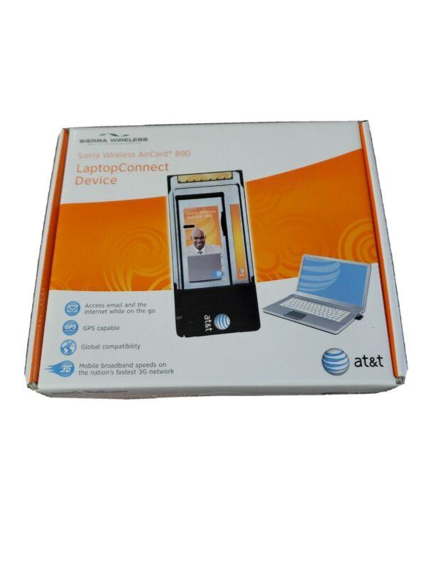 AT&T Sierra Wireless Aircard 890