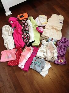 Baby girl clothing 3 months