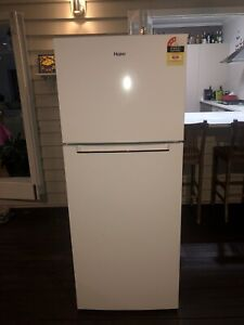 Fridge 1 year old Haier 457L Top Mount free delivery around cairns