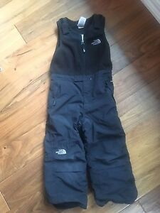 Size 4t north face snow pants