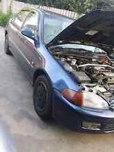 93 honda civic (swaps for something of interest) Narre Warren Casey Area Preview