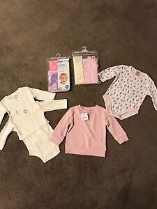 Bulk lot of size 00 girls baby clothes Beaumont Hills The Hills District Preview