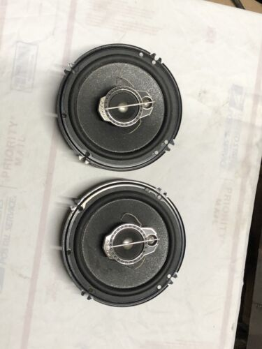 Pioneer 6.5 Speaker Pair TS-A1675R Great Condition 50 Watt Rms Power Handling  - $9.00