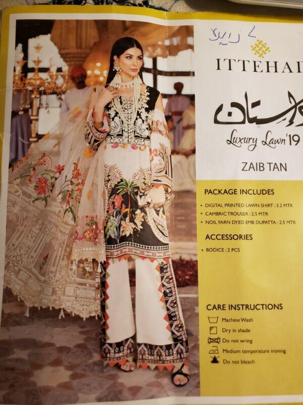 Pakistani Original Branded Suit