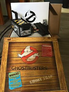 Ghostbusters trap.