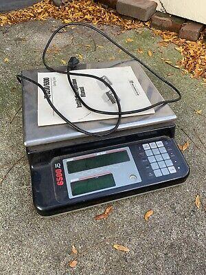 Rice Lake Precision Digital Counting Scale Iq 6500
