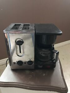 Danby Chef toaster/coffee maker