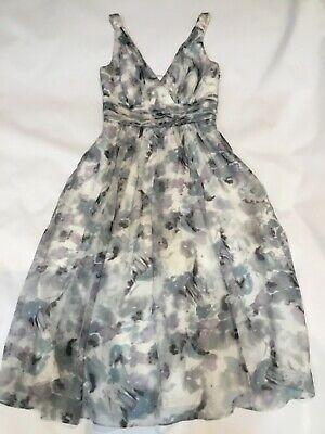 NO 1 JENNY PACKHAM FLORAL DRESS.  SIZE:  UK 6.