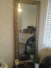 Large mirror gold long framed Coorparoo Brisbane South East Preview