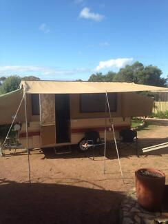 1986 jayco swan Port Lincoln 5606 Port Lincoln Area Preview