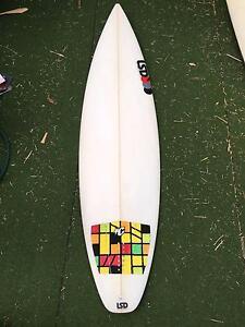 """Surfboard LSD 6""""1' thruster Redfern Inner Sydney Preview"""