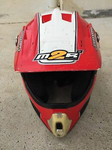 M2R kids Helmet Tuncurry Great Lakes Area Preview