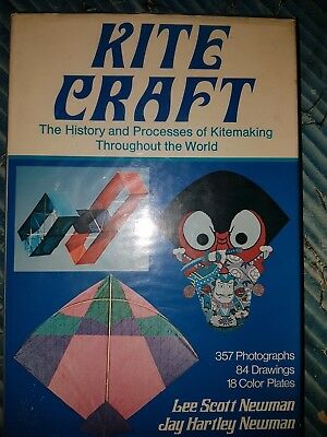 Kite Craft by Lee Scott Newman, Jay Hartley Newman (Hardback, 1975)