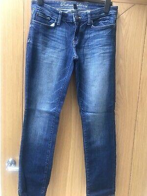 Ladies Gap Premium Skinny Jeans Size 10 R