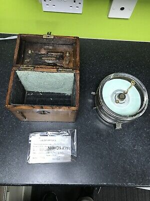 Toulet Pigeon Clock 1980 With Original Box And Certificate