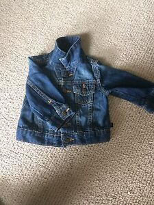 Baby gap denim jacket for boys
