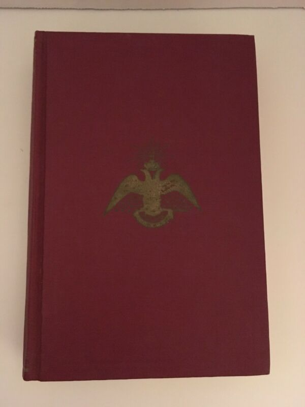 Morals and Dogma: Ancient and Accepted Rite: Southern Jurisdiction U.S.A.- 1960