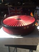 """Holley 14x3"""" air cleaner Fulham Gardens Charles Sturt Area Preview"""