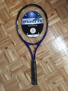 Raquette Tennis Matrix adulte neuve