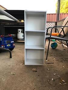 3 shelf bookcase Greystanes Parramatta Area Preview