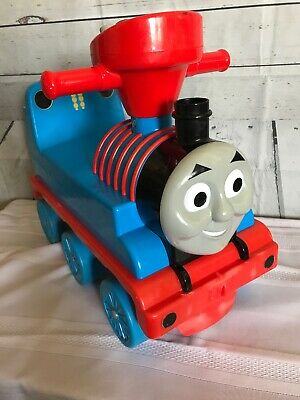Thomas The Tank Engine Ride On Train (Kiddieland Thomas The Tank Engine Ride-On Activity Train Interactive Learning)
