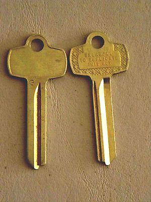 Best Falcon Ic Core Key Blanks - 2 Blanks - G Keyway