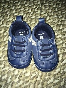 Size 2 Carter's baby shoes