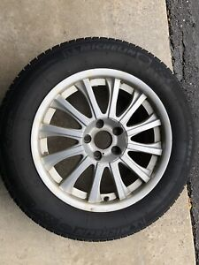 Michelin X-Ice (4) Winter Tires 225/60/R17 Barely Used